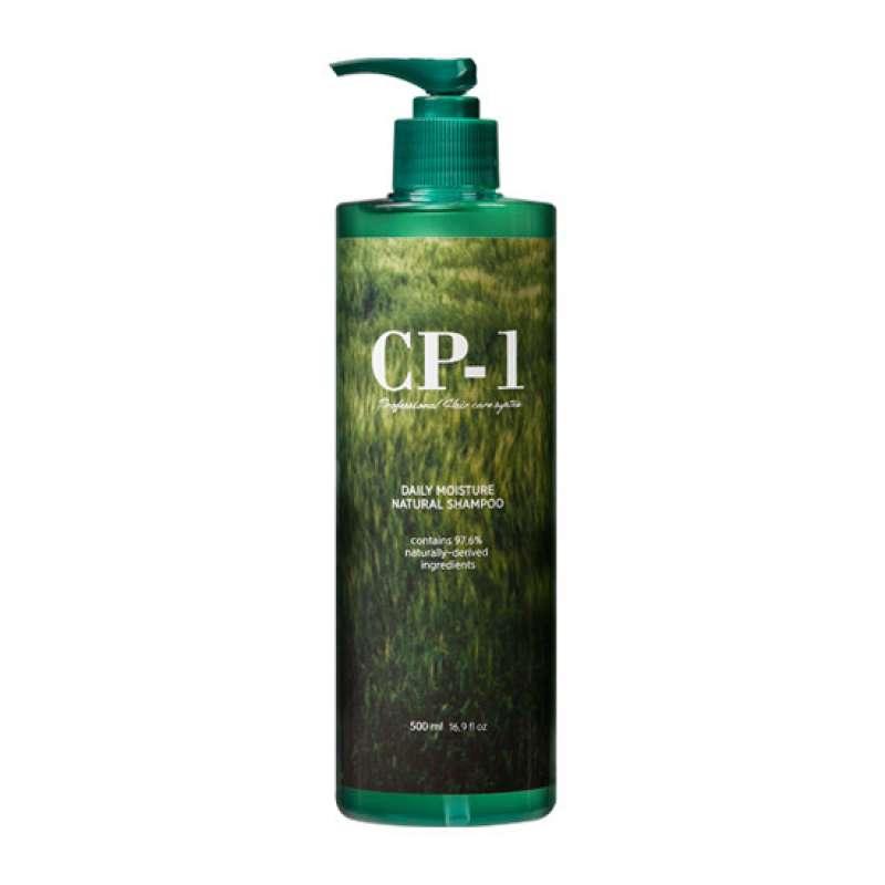 ESTHETIC HOUSE Натуральный увлажняющий шампунь для волос CP-1 Daily Moisture Natural Shampoo, 500 мл