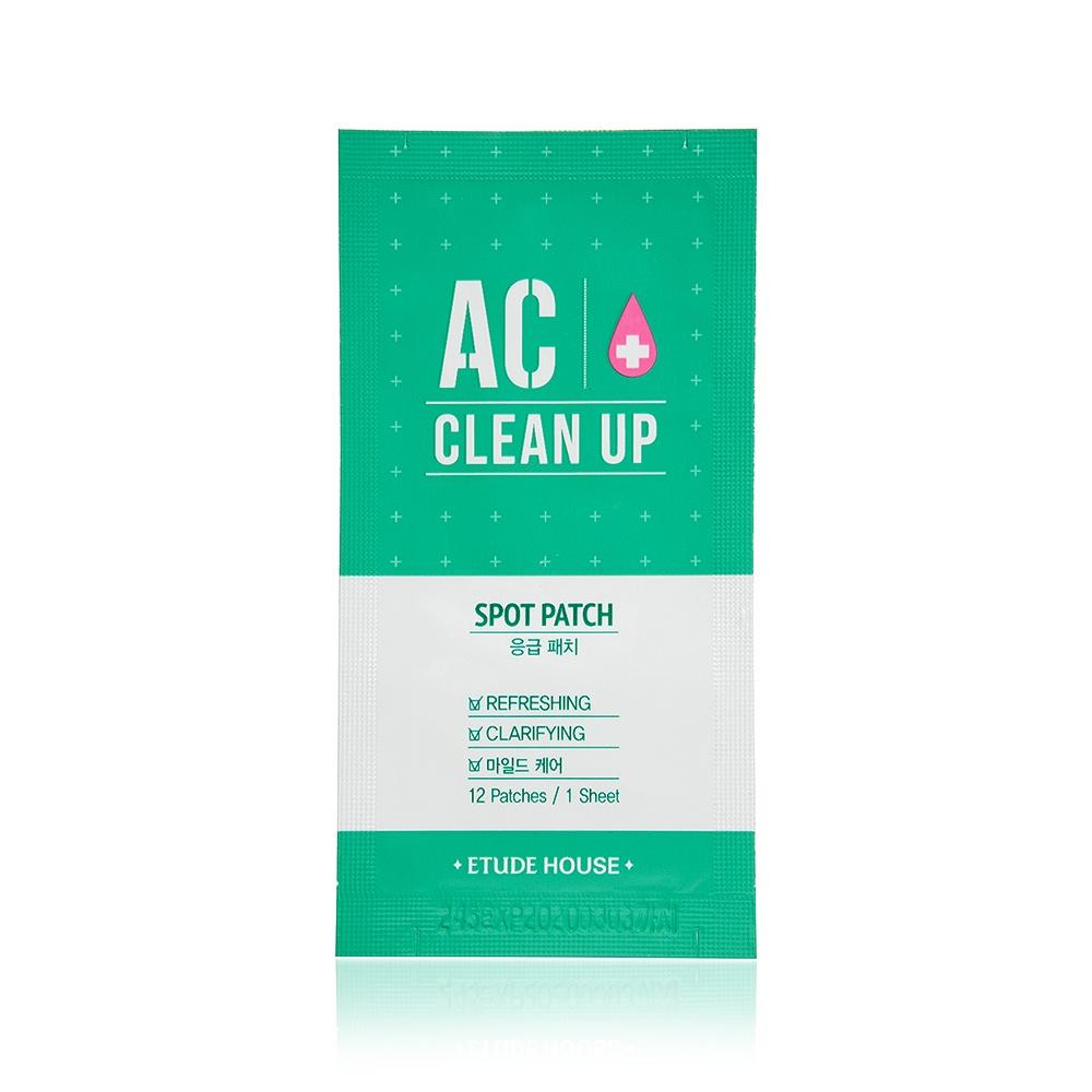 Точечный патч для проблемной кожи Etude House AC Clean Up Spot Patch