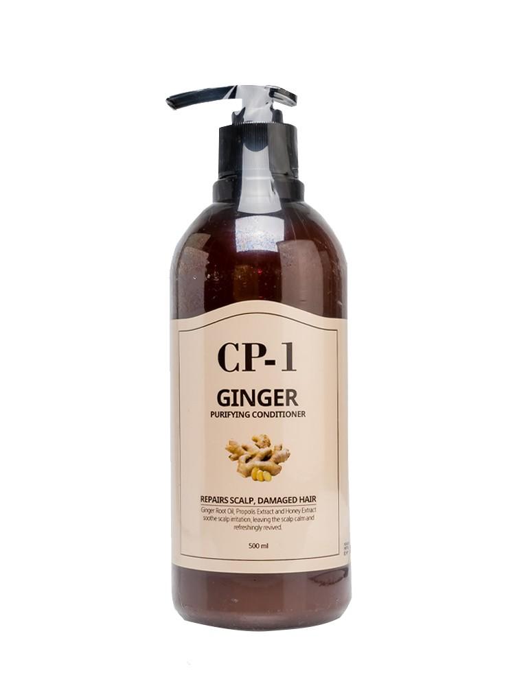 Кондиционер для волос с имбирем - CP-1 Ginger Purifying Conditioner ESTHETIC HOUSE