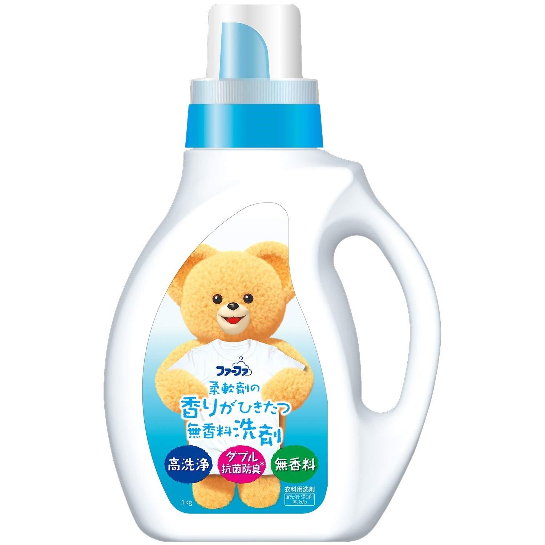 Детское антибактериальное средство для стирки белья без ароматизаторов Nissan