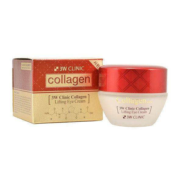 3W CLINIC ЛИФТИНГ Крем для век с коллагеном Collagen Lifting Eye Cream, 35 мл