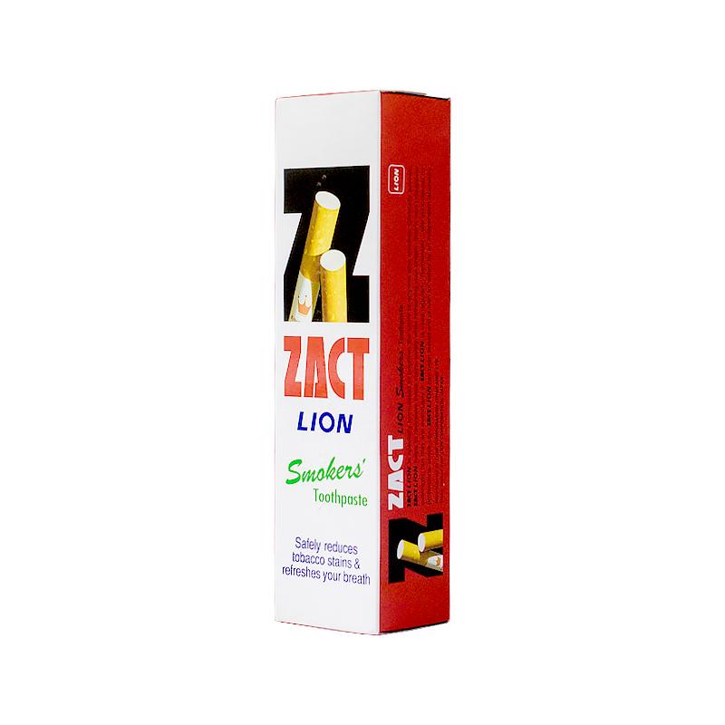 Тайская зубная паста для курящих Zact Lion