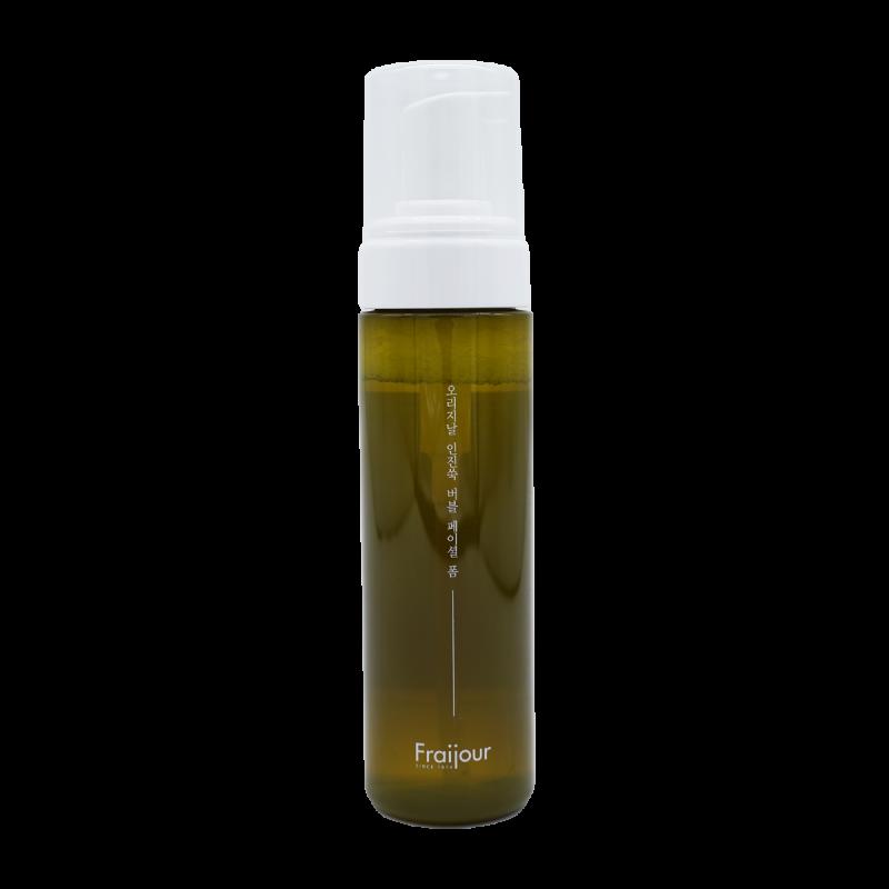 Пенка для умывания Fraijour Original Artemisia Bubble Facial Foam, Evas