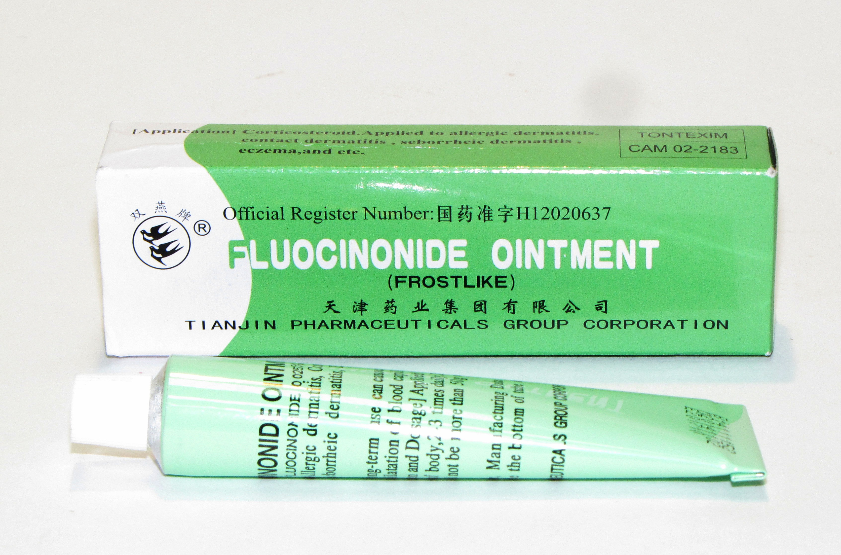 Крем Fluocinonide ointment для лечения кожных заболеваний