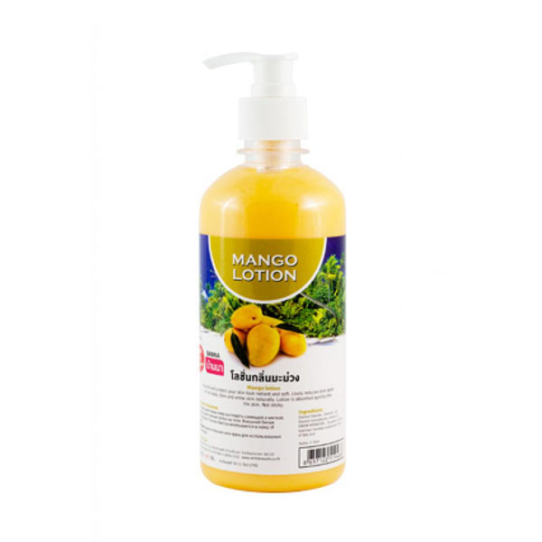 BANNA Mango Lotion / Лосьон для тела