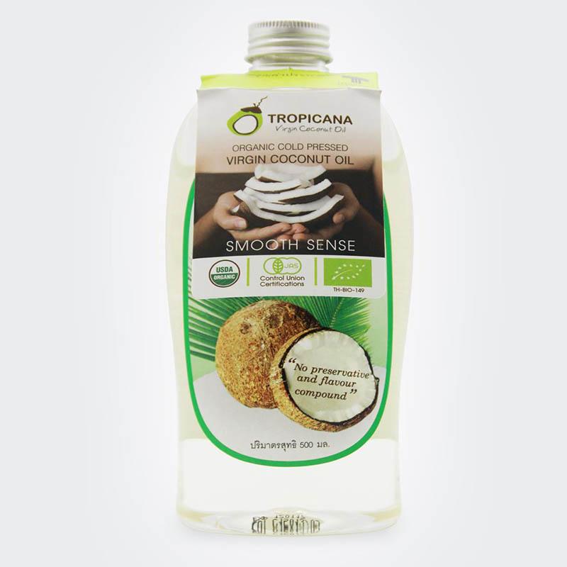 Кокосовое масло Tropicana, 500мл