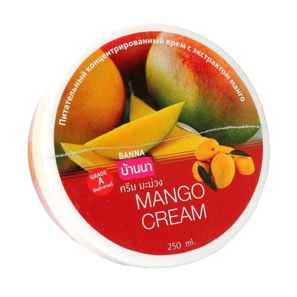 BANNA Mango Cream / Крем для тела с