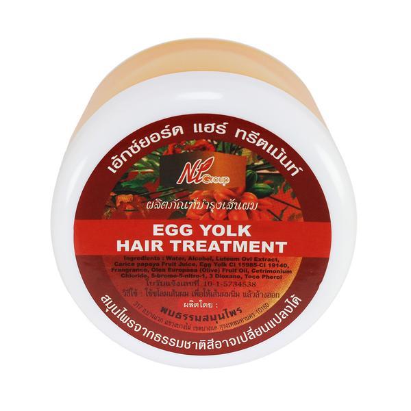 NT Group Egg Yolk Hair Treatment / Маска для светлых волос